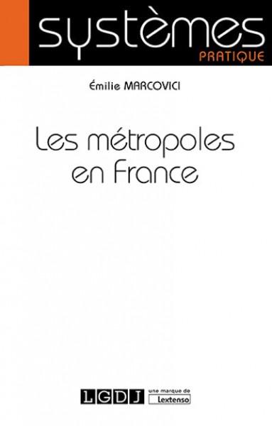 Vignette Les métropoles en France