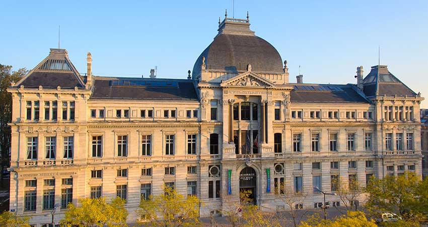 Université Jean Moulin Lyon 3 - Campus des Quais
